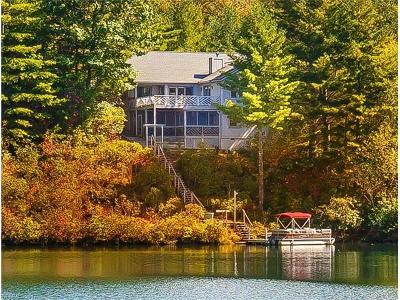 Transylvania County Single Family Home For Sale: 4949 Connestee Trail #L02/U44
