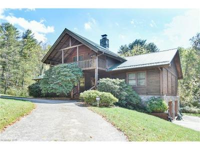 Asheville Multi Family Home For Sale: 389a Chunns Cove Road