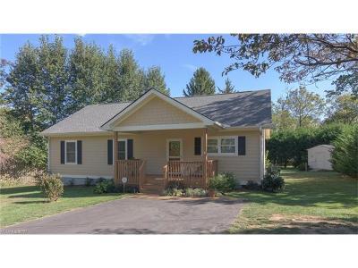Asheville Single Family Home For Sale: 7 Bell Road