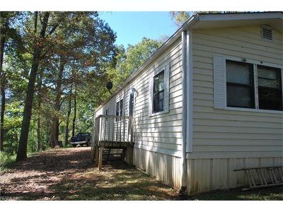 Asheville Manufactured Home For Sale: 15 Grassy Ridge Road