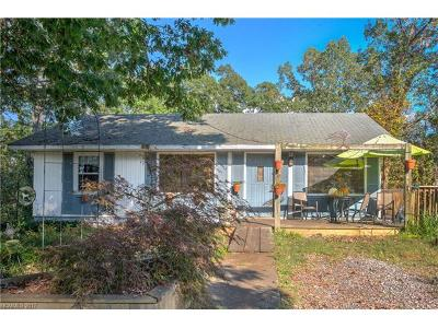 Asheville Single Family Home Under Contract-Show: 52 Ridge Road