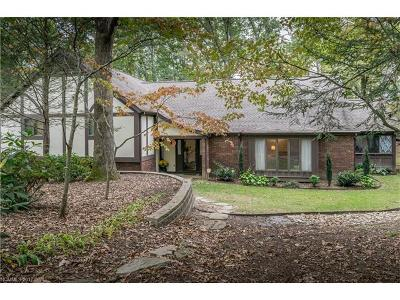 Hendersonville Single Family Home For Sale: 3001 Chestnut Tree Road #27,28