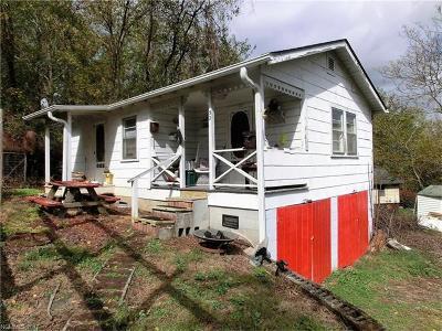 Asheville Single Family Home For Sale: 32 Frady Lane