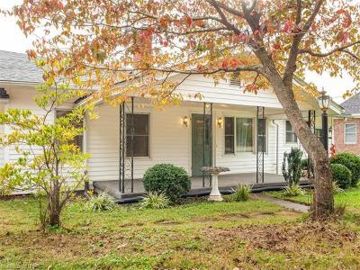 Weaverville Single Family Home For Sale: 18 Alexander Road