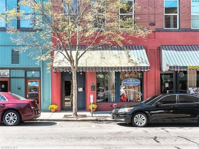 Asheville Condo/Townhouse For Sale: 49 Broadway Street