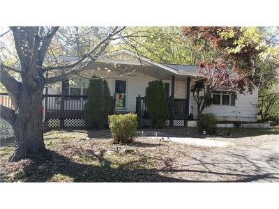 Asheville NC Single Family Home For Sale: $235,000