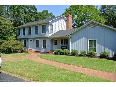 Rutherfordton Single Family Home For Sale: 122 Muscadine Ridge