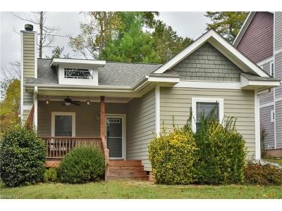 Asheville Single Family Home For Sale: 30 Lamar Avenue