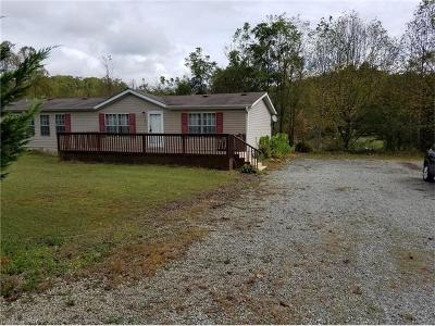 Hendersonville Manufactured Home For Sale: 6490 Willow Road