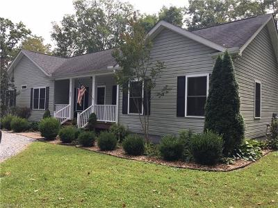 Transylvania County Single Family Home For Sale: 82 Night Fox Trail #2