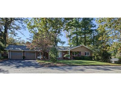 Hendersonville Single Family Home For Sale: 850 Thornton Place