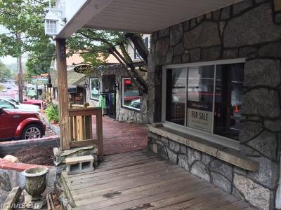 Lake Lure Commercial Under Contract-Show: 375 Main Street