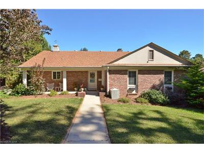 Asheville Single Family Home Under Contract-Show: 307 Kimberly Avenue