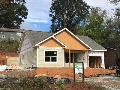 Transylvania County Single Family Home Under Contract-Show: 590 Gallimore Road