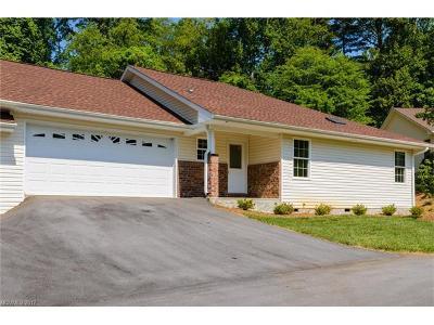 Hendersonville Condo/Townhouse For Sale: 210 Allen Paul Drive