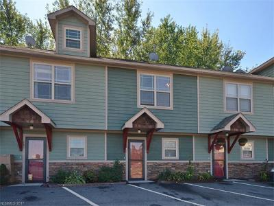 Asheville Condo/Townhouse For Sale: 15 Lees Creek Road #J