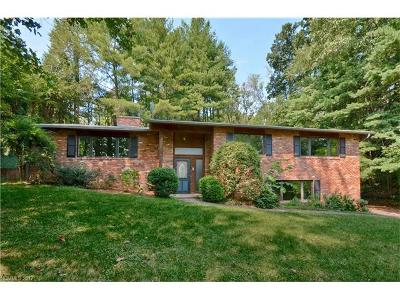 Asheville Single Family Home For Sale: 2 Beaverbrook Road