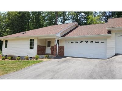 Hendersonville Condo/Townhouse For Sale: 212 Allen Paul Drive