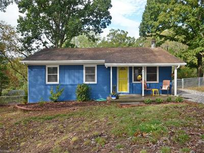 Asheville Single Family Home Under Contract-Show: 26 Compton Drive