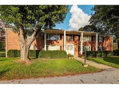 Hendersonville Condo/Townhouse Under Contract-Show: 65 Brookside Drive #36