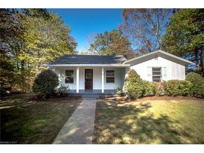 Weaverville Single Family Home For Sale: 76 Kennedy Road