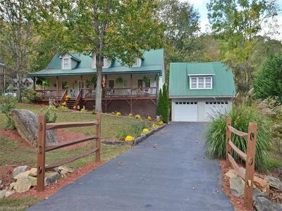 Waynesville Single Family Home For Sale: 248 Brannon Forest Drive