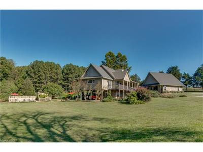 Tryon Single Family Home For Sale: 1588 McEntire Road
