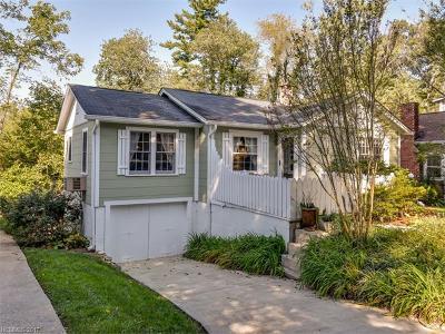 Hendersonville Single Family Home For Sale: 1619 Kensington Road