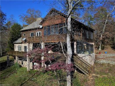 Rutherfordton Single Family Home For Sale: 340 Harris Holly Springs Road