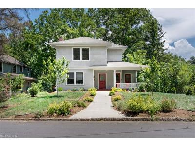 Asheville Single Family Home For Sale: 44 Panola Street
