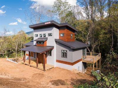 Asheville Single Family Home For Sale: 8 Deer Run Court