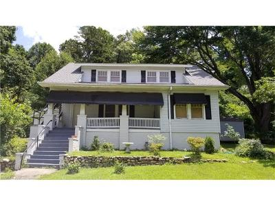 Tryon Single Family Home For Sale: 355 Trade Street