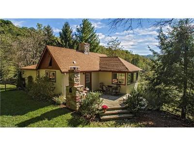 Asheville NC Single Family Home For Sale: $420,000