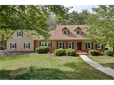 Asheville NC Single Family Home For Sale: $449,900