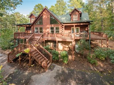 Mill Spring Single Family Home Under Contract-Show: 428 Wild Haven Way