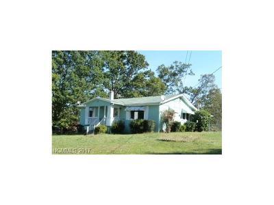 Asheville Single Family Home For Sale: 35 Kenwood Street