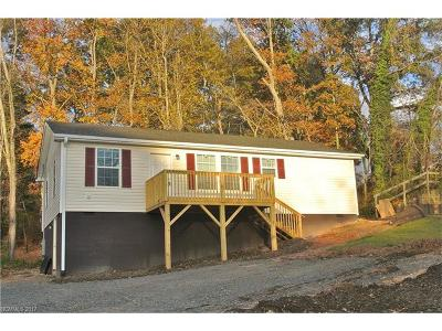 Asheville Single Family Home For Sale: 11 Pisgah View Road