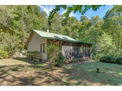 Tryon Single Family Home For Sale: 3260 Us Hwy 176 #1