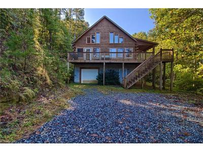 Mill Spring Single Family Home For Sale: 104 Kingfisher