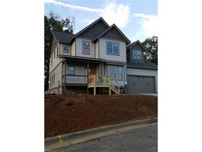 Asheville NC Single Family Home For Sale: $625,000