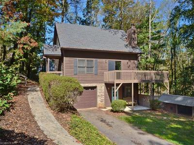 Asheville Single Family Home For Sale: 15 Sheppard Drive