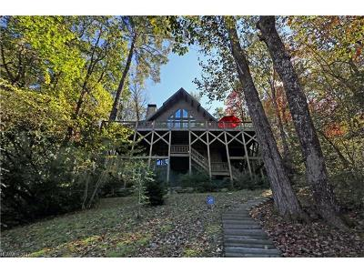 Lake Toxaway Single Family Home For Sale: 319 Hiwassee Road #8