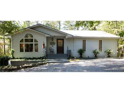 Brevard Single Family Home For Sale: 735 Skyland Drive