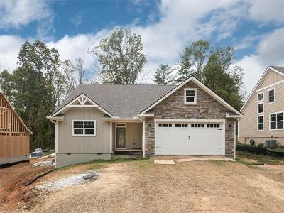 Arden Single Family Home Under Contract-Show: 131 White Oak Road