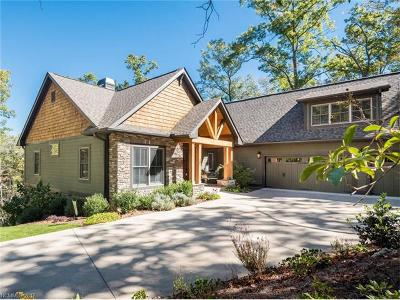 Mills River Single Family Home For Sale: 208 Shining Rock Path