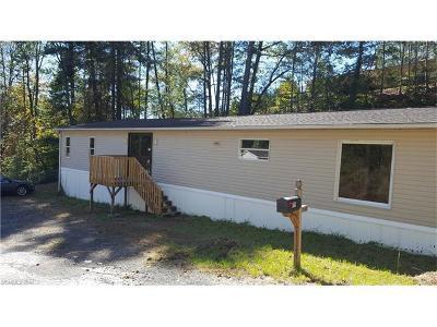 Asheville Manufactured Home For Sale: 509 Primrose Drive #79