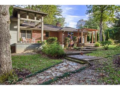 Hendersonville Single Family Home For Sale: 275 S Rugby Road