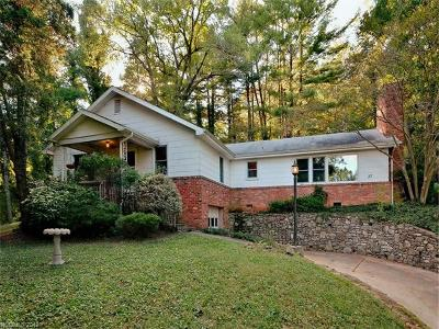 Asheville NC Single Family Home For Sale: $375,000