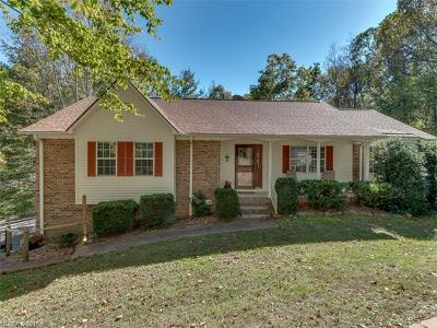 Hendersonville Single Family Home For Sale: 543 Hunters Glen Lane