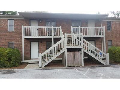 Hendersonville Condo/Townhouse For Sale: 380 Corbly Drive #11